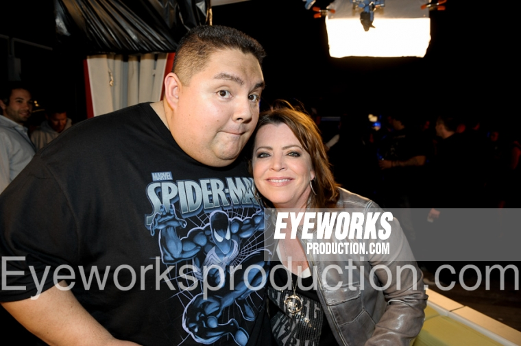 GABRIEL IGLESIAS & KATHLEEN MADIGAN  Comedy Central Eyeworksproduction