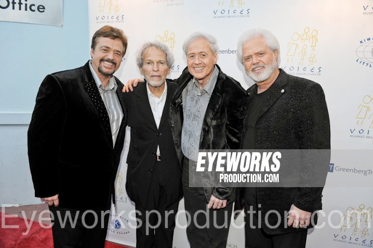 The Osmond Brothers: Jay, Wayne and Merrill With Mario Lichtenstein Eyeworksproduction