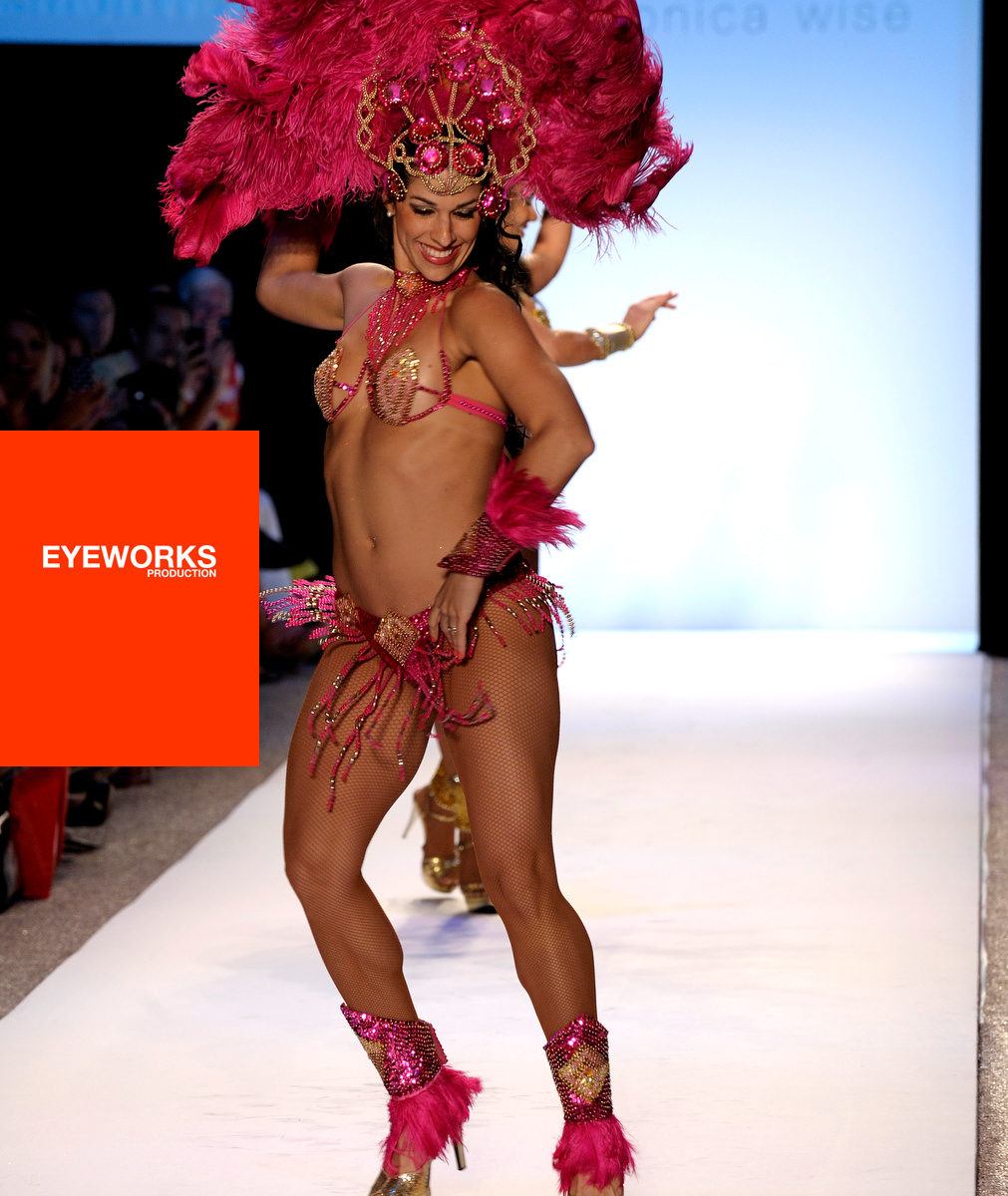 Fashion Runway Event Photographer, Miami, Florida.